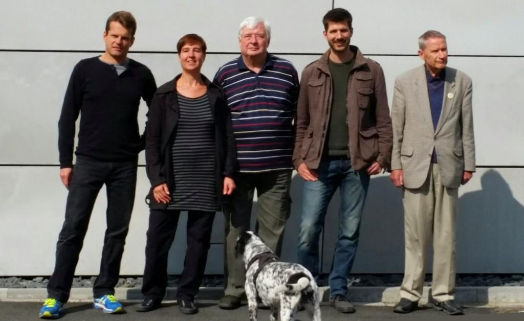 Fincke-Stiftung: Vorstand und Kuratorium
