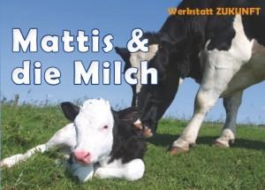 Mattis & die Milch Cover